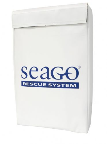 Seago Rescue System Man Overboard Sling with White Cover